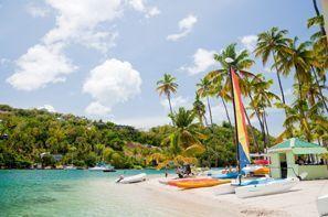 Ubytování Marigot, Dominica