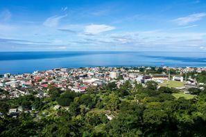 Ubytování Roseau, Dominica