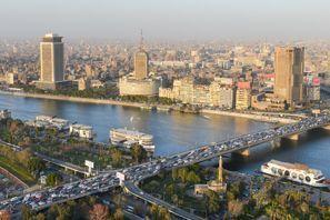 Ubytování Káhira, Egypt