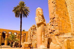 Ubytování Luxor, Egypt