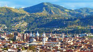 Ubytování Cuenca, Ekvádor
