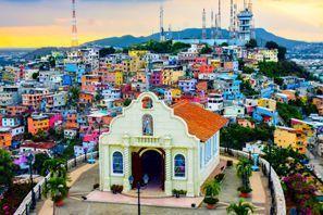 Ubytování Guayaquil, Ekvádor