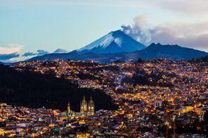 Ubytování Quito, Ekvádor