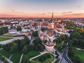 Ubytování Tallinn, Estónsko