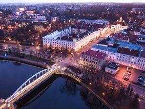 Ubytování Tartu, Estónsko