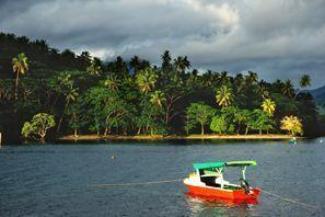 Ubytování Pacific Harbour, Fidži