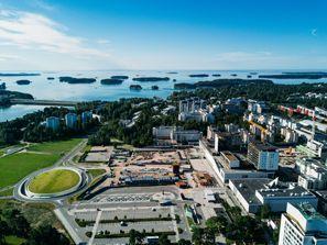 Ubytování Espoo, Fínsko