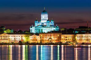 Ubytování Helsinki, Fínsko