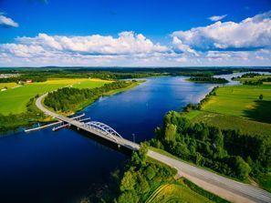 Ubytování Iisalmi, Fínsko