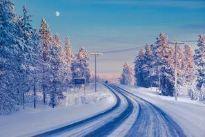 Ubytování Ivalo, Fínsko
