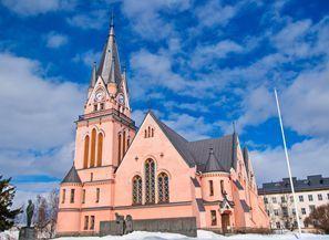 Ubytování Kemi, Fínsko