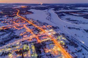 Ubytování Kittila, Fínsko