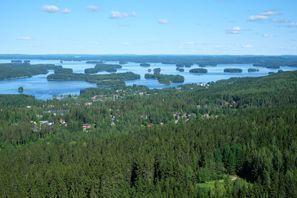 Ubytování Kuopio, Fínsko