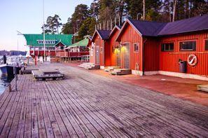 Ubytování Maarianhamina, Fínsko