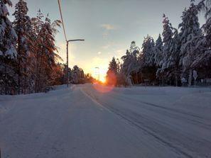 Ubytování Pello, Fínsko