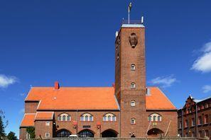Ubytování Pietarsaari, Fínsko