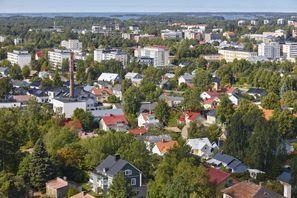 Ubytování Rauma, Fínsko