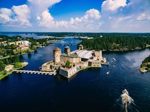Ubytování Savonlinna, Fínsko