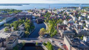 Ubytování Tampere, Fínsko