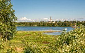 Ubytování Tornio, Fínsko