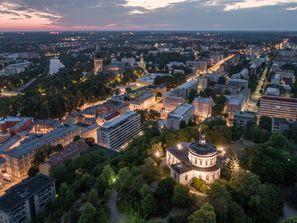 Ubytování Turku, Fínsko