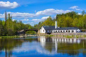 Ubytování Vantaa, Fínsko