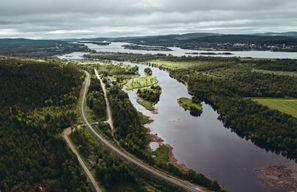 Ubytování Ylitornio, Fínsko