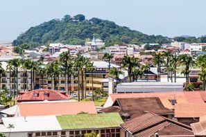 Ubytování Cayenne, Francúzska Guayana