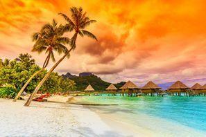 Ubytování Bora Bora, Francúzska Polynézia