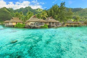 Ubytování Papeete, Francúzska Polynézia
