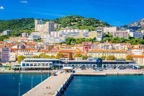 Ubytování Ajaccio, Francúzsko - Korzika