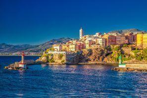 Ubytování Bastia, Francúzsko - Korzika