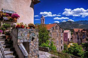 Ubytování Corte, Francúzsko - Korzika