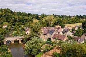Ubytování Alencon, Francúzsko