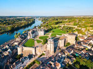 Ubytování Amboise, Francúzsko