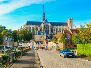 Ubytování Amiens, Francúzsko