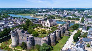 Ubytování Angers, Francúzsko