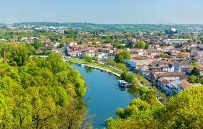 Ubytování Angouleme, Francúzsko