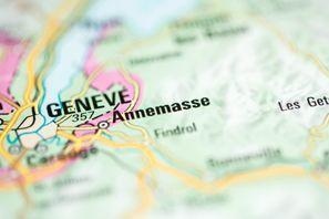 Ubytování Annemasse, Francúzsko
