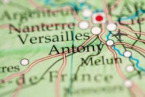 Ubytování Antony, Francúzsko