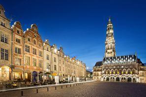Ubytování Arras, Francúzsko