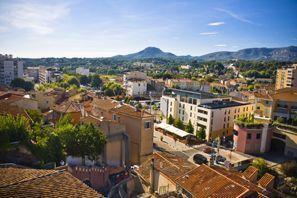 Ubytování Aubagne, Francúzsko