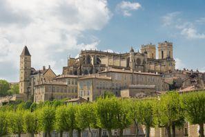 Ubytování Auch, Francúzsko