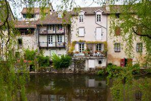 Ubytování Aurillac, Francúzsko