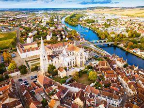Ubytování Auxerre, Francúzsko