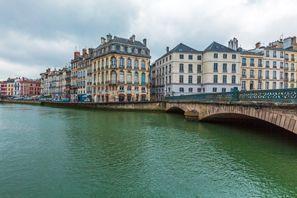 Ubytování Bayonne, Francúzsko