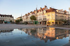 Ubytování Beauvais, Francúzsko