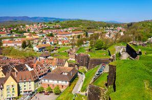 Ubytování Belfort, Francúzsko