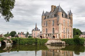 Ubytování Bellegarde, Francúzsko
