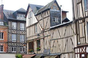 Ubytování Bernay, Francúzsko